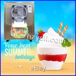 Electric ice cream machine, ice cream making machine, ice cream maker, 110V/220V