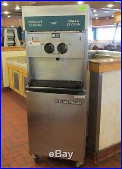 ElectroFreeze 88T-RMT-232 Soft Serve Ice Cream Machine Air Cooled