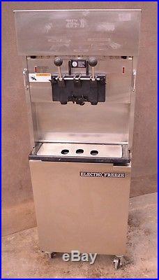 ElectroFreeze 88T-RMT Soft Serve Ice Cream/ Frozen Yogurt Machine 2-Head Electro