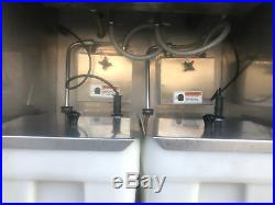 ElectroFreeze 959RMT remote cooled, pump, soft serve Twin withTwist (DAIRY QUEEN)