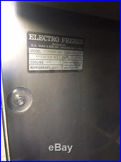 Electro Freeze 15-78rmt-232 Soft Serve & Shake Freezer