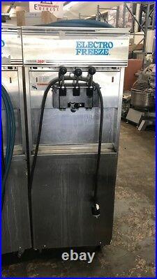 Electro Freeze 180T-RMT-232 Soft Serve Ice Cream Machine used