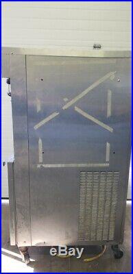 Electro Freeze 30TN Pressure Fed Twist soft serve machine 1 phase air cooled