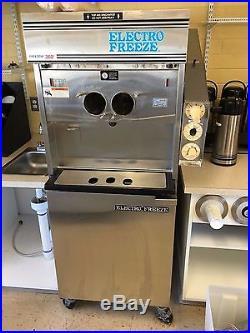 Electro Freeze 30T-RMT - Soft Serve Ice Cream Machine