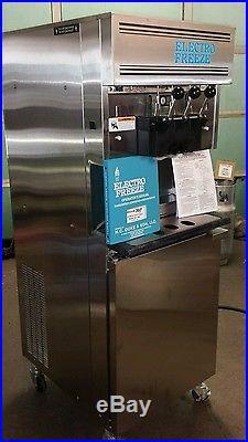Electro Freeze 99T RMT Ice Cream Yogurt Machine. 3 Phase Water