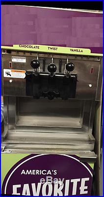 Electro Freeze 99t-rmt-132 Soft Serve Ice Cream Machine