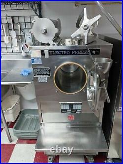 Electro Freeze Batch Machine FT-1