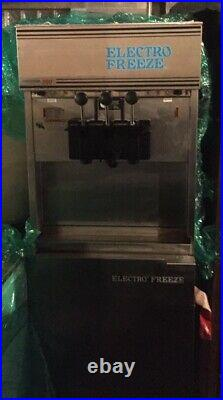 Electro Freeze Custard Machine NSF eagle D041163