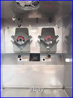 Electro Freeze Dairy Queen 957 air 3 phase pump soft serve Ice cream machine