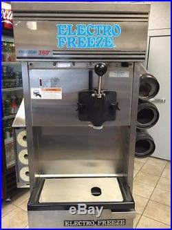 Electro Freeze Freedom 360 Ice Cream Machine