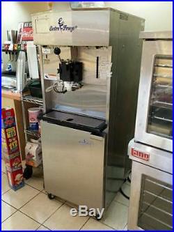 Electro Freeze Fuzionate 9 Flavor Soft Serve Machine
