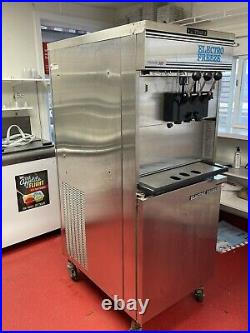 Electro Freeze Ice Cream Machine 30T-CMT, Single Phase, Water Cooled
