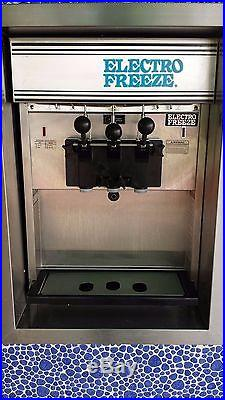 Electro Freeze SL500 Frozen Yogurt Soft Serve Ice Cream Machine 8 Available