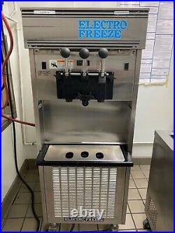 Electro Freeze SL500 Soft Serve Ice Cream Machines