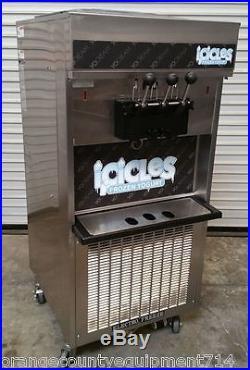 Electro Freeze Soft Serve Ice Cream Frozen Yogurt Machine 56TF-132 #4308 Water 3