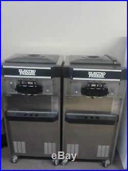 Electro/Freeze Yogurt/Ice Cream machines