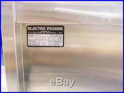 Electro Freeze ice cream machine maker manufactured 2011 2 3 flavors and twist