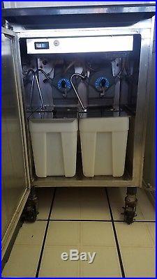 Electro freeze 360 soft serve ice cream machine 88tn-cmt