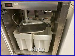 Electro freeze ice cream machine