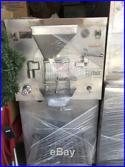 Electrofreeze Single Batch Freezer