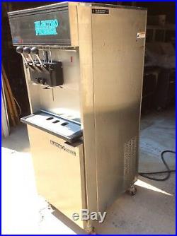 Electrofreeze Soft Serve Machine, Pressurized, 1 Ph, Air Cooled, 88T-RMT, 3 Flv