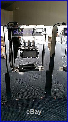 Elvaria 515-TW Soft Serve Frozen Yogurt / Gelato / Custard / Ice Cream Machines