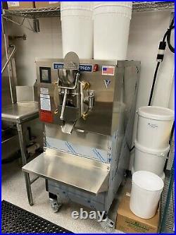 Emery Thompson 24 quart batch freezer (Ice cream machine)