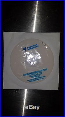 Emery Thompson 3-Quart Ice Cream Batch Freezer Model CB 200
