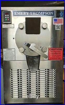 Emery Thompson Batch Ice Cream Freezer CB-350