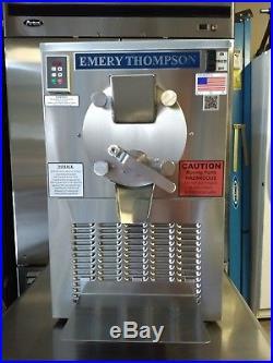 Emery Thompson Cb-350 Ice Cream & Gelato Batch Freezer