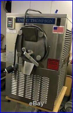 Emery thompson cb350 batch freezer