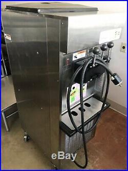 Excellent Condition! Nsf Electro Freeze Ice Cream Machine Model Sl500-132
