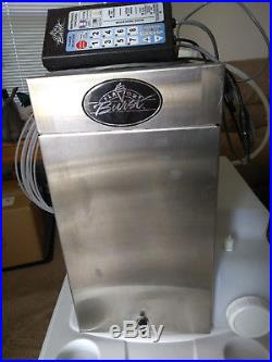 FLAVOR BURST FB80-LPa SOFT SERVE ICE CREAM FLAVORING SYSTEM