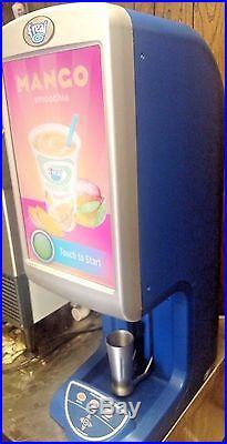 F'real Milkshake Smoothie frozen beverage drink blender mixer FRLB4 touchscreen
