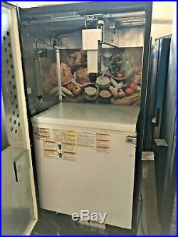 Fastcorp Frozen Ice Cream Vending Machine FRI-Z400 Refurbished FREE SHIPPING
