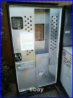 Fastcorp Ice Cream Frozen Vending Machine Model FRI-Z400 parts repair 2004