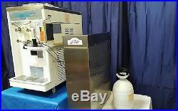 Flavor Burst set with TAYLOR Ice Cream Machine WARRANTY