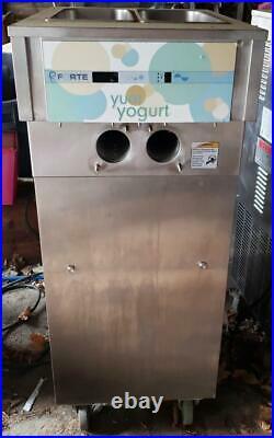 Forte SS100 Soft Serve Ice Cream Machine Yogurt Air Cooled Digital Control