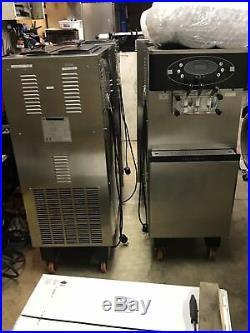 Four (4x) Alpine Frozen Yogurt & Soft Serve Ice Cream Machine 360A