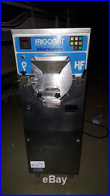 Frigomat Gelato Ice Cream Machine Batch Freezer Taylor HF 20 Italian Ice Sorbet