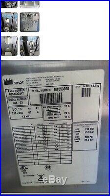 Frosty Machine 2011 (wendys) Model 358-33