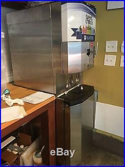 Frozen Yogurt Ice Cream Machine 9 Flavor Electro Freeze