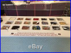 Frozen Yogurt/Soft Serve Ice Cream Equipment (used) For sale. Many Extras Incl