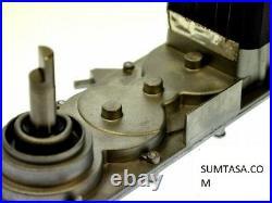 GBG, Sencotel, Simonelli, Slush Machine, Ice Maker Gear Motor Gearbox