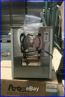 Gelato Counter top Soft Hard Ice Cream Frozen Yogurt Maker Machine