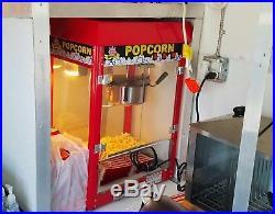 Gourmet ice cream truck withpopcorn machine, pretzel machine, waffle maker Xtra's