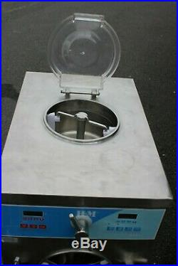 Great shape H&M5C ice cream machine Freezer & Pasteurizer 220V air cool