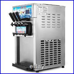 HOT Eiscreme-Maschinen Frozen Soft Ice Cream Cones Machine Speiseeismaschine