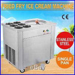 HOT! Roll Ice Cream Making Machine Fried Ice Machine Fried Ice Cream Machine
