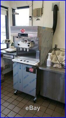 H. C. Duke GEN-103 Soft Serve Twist Freezer